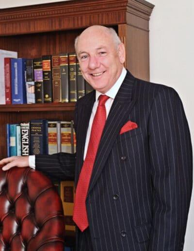 Nigel ffitch QVRM TD (Retired March 2021)